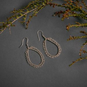 Kirrily Earrings – Silver