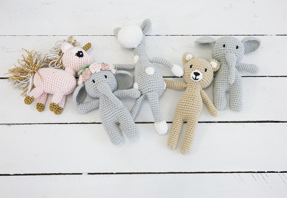 handmade fairtrade handmade bunny crocheted teddy, ethical kids toys, crochet toys, handmade kids toys, hand knitted kids toys