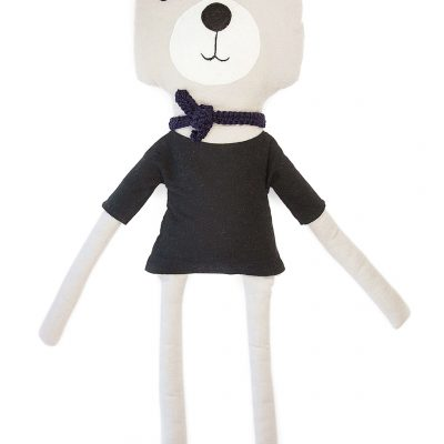 handmade, hand sewn teddy, fairtrade, ethical, natural, sustainable, supporting women
