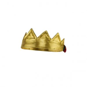Lila Head Crown