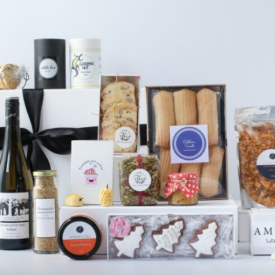 The Happiness Box - Our Festive Feat