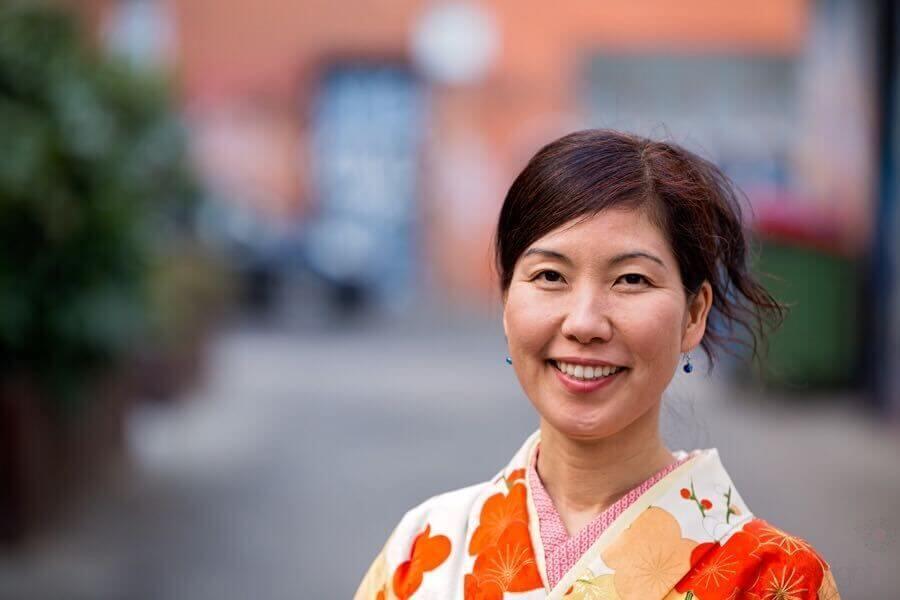 Backing Her Brilliance: Yoko Nazakawa and WinkyFarm