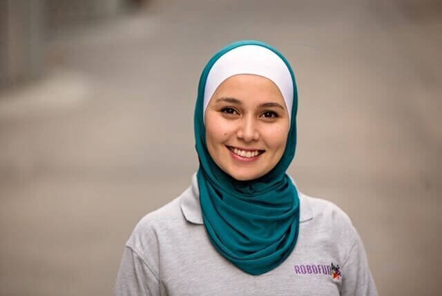 Backing Her Brilliance: Lina Qasem and Maddocks