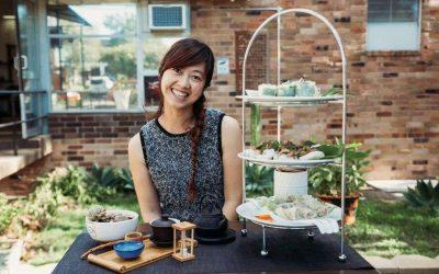 AMY NGUYEN, Zen Tea Lounge