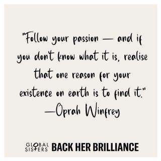 💪 #BackHerBrilliance