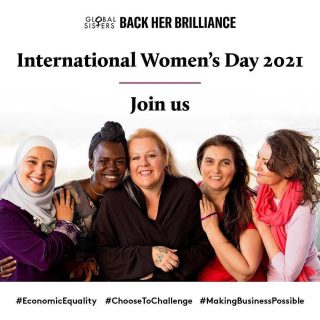 ✨HAPPY INTERNATIONAL WOMEN'S DAY✨ #ChooseToChallenge  Today we celebrate the efforts by women and girls around the world in shaping a more equal future - we celebrate women's rights, strength and ingenuity. We honour everyone who identifies as women everywhere here in Australia and all over the world.  We celebrate those who work so hard for a cause bigger than themselves: for women's recognition, safety, freedom and peace.  We celebrate women's work in all its variations and complexities. Here at Global Sisters we are lucky enough to be surrounded and inspired by our brilliant Sisters every single day.  'May we be them, may we know them, may we raise them'  #EconomicEquality #MakingBusinessPossible #BackHerBrilliance