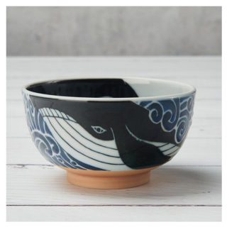 BRAND NEW Sister Store Alert! 🦋💙  Shokunin Store - New South Wales #BackHerBrilliance  These gorgeous Japanese bowls with vibrant whales will surely bring smiles to your dining table.   Trusted and loved, Mino ware is the most popular ceramic in Japan with 1300 years of history. This rice bowl is beautifully decorated with a motif of whale and white crested waves inside and out.   The waves on the outer-side are slightly raised giving an embossed effect, adding a warm handicraft flair to the design. These whale and white crested wave ceramic comes in many different shapes and sizes so why not get the whole set and have a whale of time at home.   The Japanese Mino ware bowl features whale and white crested waves. The emboss effect of the waves on the outer-side of the bowl is a result of an innovative technique using hydrophobic agents which allowed this kind of ceramic to be affordable without compromising on design - making each bowl unique.  Shop now on our Marketplace!