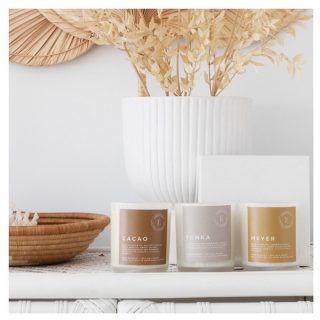 Settle in and relax 💆♀️  Emberfield - Queensland #BackHerBrilliance  Emberfield specialise in luxury home fragrances including our signature blend, small batch candles and premium fibre reed diffusers. We are a small, female owned business located in Sunny Queensland. We care deeply about the planet and creating a brand that gives back to nature. Our mission is to help contribute to the conservation and reforestation of rainforests in Australia and around the world. That's why we are partnered with @onetreeplanted to plant a tree for every candle or diffuser sold. All of our products are 100% vegan and cruelty free.  Shop now on our Marketplace