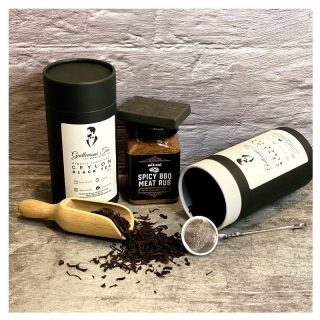 Friendly reminder 😉😉that Father's Day is next week and if you haven't found the perfect gift yet look no further..👨🦳👴🧔  Mitea- New South Wales #BackHerBrilliance  A gift box packed with lots of delicious goodies handmade by our Sister Tanya.  Including a delicious BBQ steak rub that dad, king of the BBQ, will just LOVE, some delicious tea to wind down after a stressful day of being a full time legend and other treats to show him how much he means to you.  Shop now on our Marketplace!