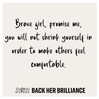 💜 #BackHerBrilliance
