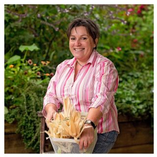 """Swipe right to meet our Sister Joanne of The Backyard Garden Enthusiast - New South Wales #BackHerBrilliance  """"I grow flower and vegetable seeds and sell them at markets and through social media.  I come from a background in natural resources management. I was forced to end my career in that field and when I was looking for something else, I had so many ideas and didn't know how to work out what was right for me.   Starting a business has given me a sense of purpose and worth that had been eroded. When I was growing up, my work ethic was 'you work for someone, you work hard, you make money'. This is certainly riskier than what I've done before but it has given me the power to do things the way I think they should be done. It allows me the creative input and inventiveness to be continually interested and inspired.""""  Shop now on our Marketplace"""