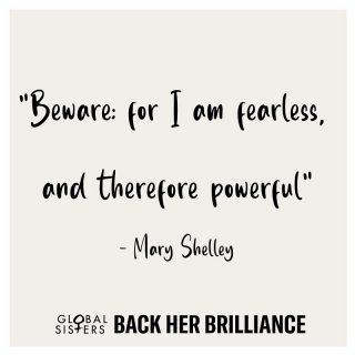 💜⚡️ #BackHerBrilliance
