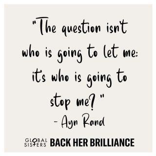 WORD💪#BackHerBrilliance