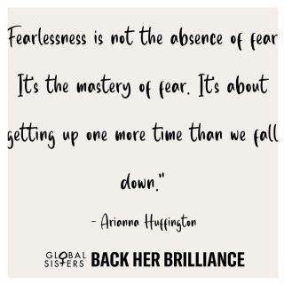 #BackHerBrilliance 💜