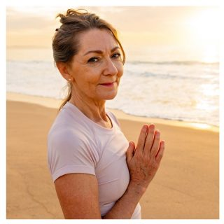 "Meet our Sister Glenis   Glenis Wilkinson YOGA + MEDITATION - Queensland #BackHerBrilliance  While taking part in an outdoor yoga class in Brisbane, Glenis Wilkinson was inspired to start her own business teaching yoga. ""I can do this,"" she thought and so she did, kicking off several years ago by offering classes on a gold coin donation basis.  Glenis has been practising yoga since 2001 and says it offers numerous psychological, emotional and physiological benefits such as health and fitness, physical and mental and emotional strength and balance, and a sense of tranquillity, things she wants to introduce to as many people as possible.  Glenis has a background in Hatha Yoga, Yoga Nidra (a state of between waking and sleep), in utilising yoga for anxiety and depression as well as in meditation, so she's well-placed to offer her skills to others. ""These practices give me the tools to manage life's challenges,"" she says. It makes perfect sense for Glenis to integrate her own practices with her working life while providing a 'safe space' for her clients to experience these things too.  Glenis' business goal is to create a sustainable enterprise teaching and offering classes and workshops for individuals and groups in a wide variety of settings: community centres, gyms located in or near hospitals, outdoors in parks, in the wellness centres run by Brisbane City Council as well as in corporate workspaces. Being a member of the Global Sisters Tribe for Glenis means enjoying the support, learning, gaining knowledge, inspiration, encouragement and mentorship the community provides.  Search for Glenis on our Marketplace and book your first session!"