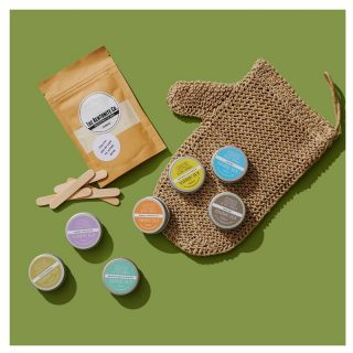 """Natural goodness 🌱🌿🌳  Natural Approach - Victoria #BackHerBrilliance  Natural Approach deodorant balms have been formulated to effectively eliminate odour causing bacteria.   """"We love using 100% naturally derived ingredients that are ethically sourced, fair trade and certified organic. Each deodorant is hand poured into cute reusable and recyclable screw top tins. We have a wide variety of natural scents available and a sensitive skin range. We are based in regional Victoria and are family owned and 100% Australian made.""""  Shop now on our Marketplace 💚"""