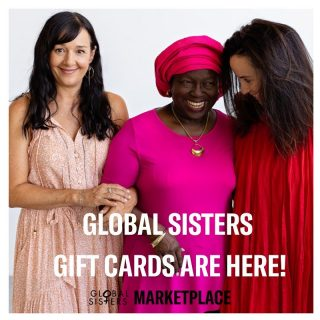BIG sigh of relief, coming your way! Mother's Day is on Sunday-and we know, you didn't forget, not entirely. You just didn't realise it was so soon!  But we've got you - Our BRAND NEW Gift Cards are now available on the Global Sisters Marketplace!  Let mum choose from over 2000 products, services and experiences - you just can't go wrong here! #BackHerBrilliance  Shop via the link in bio